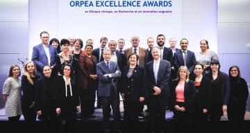 2016 winner of ORPEA Excellence Awards